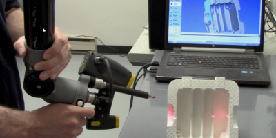 3D printing metrology equipment
